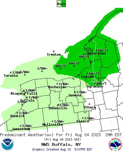 BUF Weather Forecast Radar And Maps NY Ski Blog - Nws buffalo radar