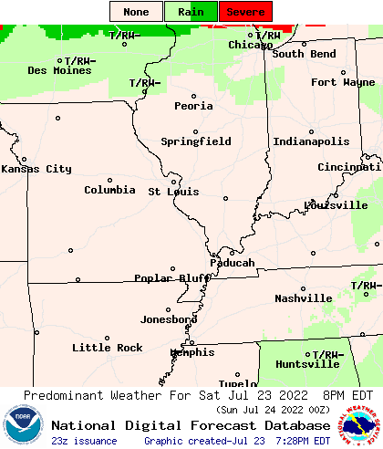Peotone Weather - NWS Central Mississippi Valley Forecast