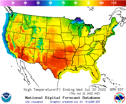 National Weather Map Pressure.National Forecast Maps
