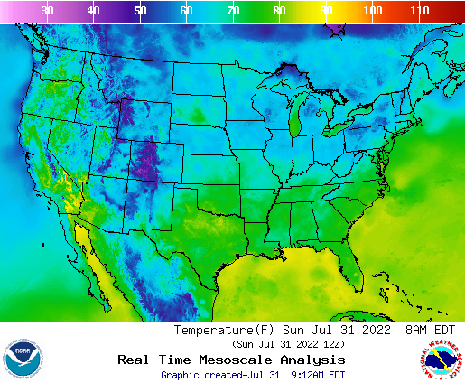 Polar vortex returns: Here's where it'll be coldest - CBS News