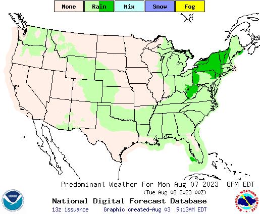 Day Forecast Weather Map Weathercom National Forecast Maps - Us weather maps forecast weather
