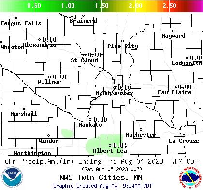 Quantitative Precipitation Forecast 2
