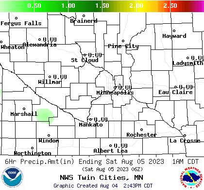 Quantitative Precipitation Forecast 3