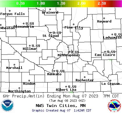 Quantitative Precipitation Forecast 4
