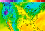 National Dewpoint Image