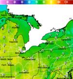 7-Day Forecast for Latitude 39 98°N and Longitude 83°W