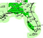 National Digital Forecast Database Weather Element Forecast